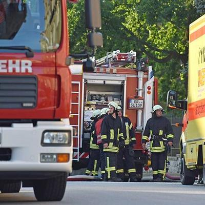 Пожар в полицейском участке на севере Италии, есть погибшие