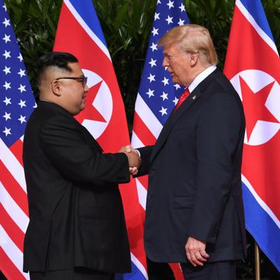 Ким Чен Ын выразил надежду на будущую встречу с Дональдом Трампом
