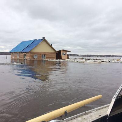 Жители Иркутской области, физически пострадавшие от наводнения, получат до 400 тыс. рублей