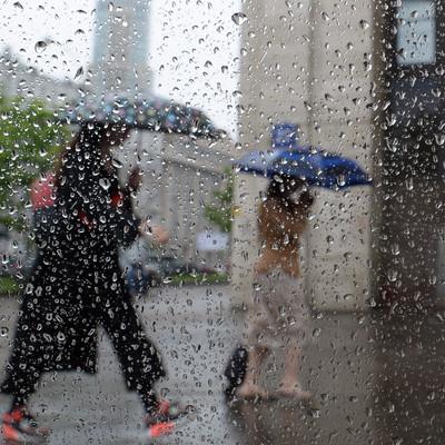 Почти месячная норма осадков выпала в Краснодаре за сутки