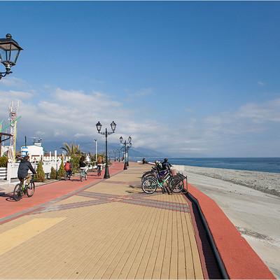 Сочи стал самым востребованным курортом Кубани среди туристов в бархатный сезон