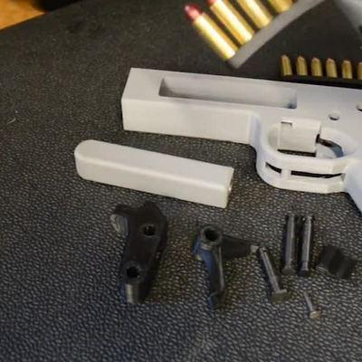 Вести.net: обнаружен новый способ идентифицировать напечатанное оружие