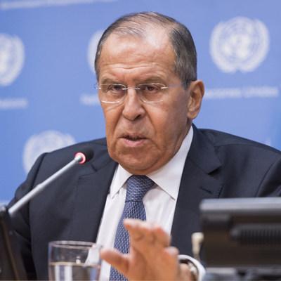 Лавров: США стремятся расколоть Сирию