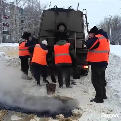Обстановка на автодорогах Ростовской области после снегопадов стабилизировалась