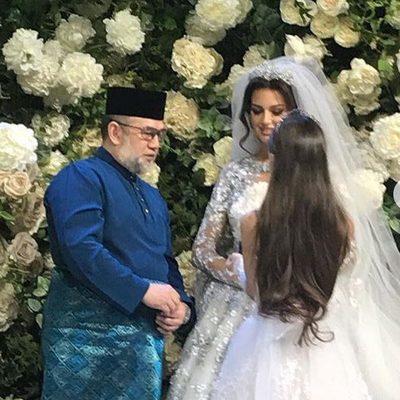 Бывший король Малайзии развелся с русской женой
