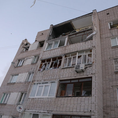 Восстановление дома в Вологде займет не меньше месяца