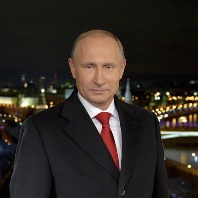 Путин выступил с обращением к Федеральному собранию