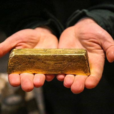 В США распродали всё золото