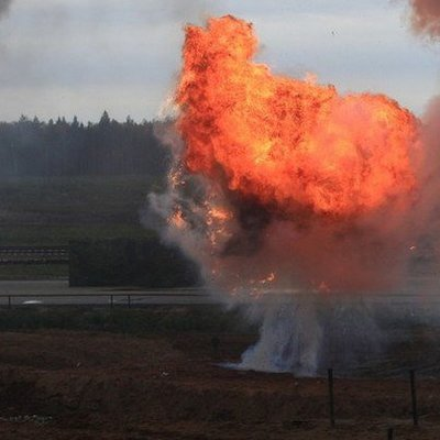 Взрыв склада на востоке Мьянмы, есть жертвы