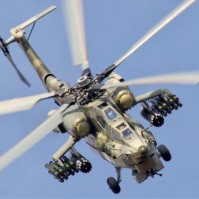 Бортовой комплекс с ИИ испытывается на вертолетах Ми-28Н
