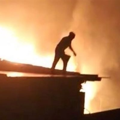 Пятеро детей и один взрослый погибли при пожаре в доме в Ярославской области