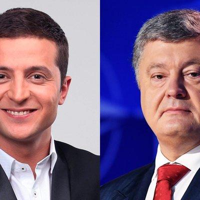 Украина ждет дебатов кандидатов перед вторым туром выборов президента