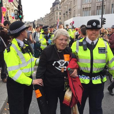 Более 700 экологических активистов задержаны в Лондоне