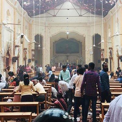 Восьмой взрыв прогремел на Шри-Ланке