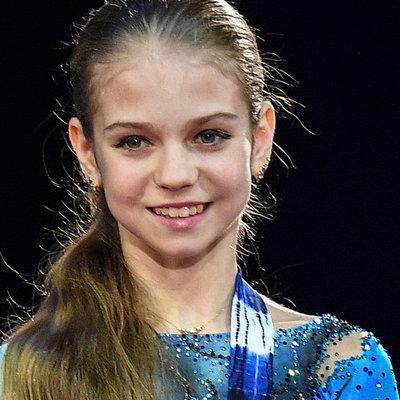 Трусова признана лучшим молодым спортсменом года Европы в зимних видах спорта