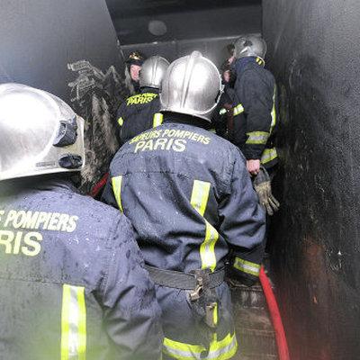 Пожар вспыхнул на французском нефтеперерабатывающем заводе Total