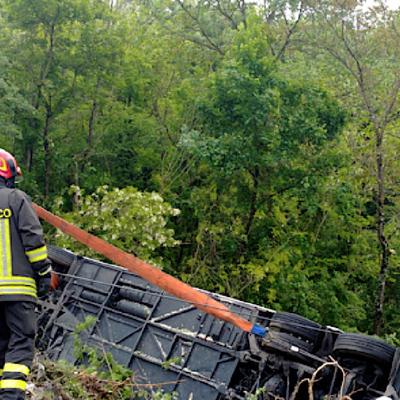 Три гражданки России, пострадавшие в ДТП с автобусом в Тоскане, остаются в больницах