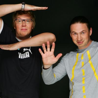 Шоу Сергея Стиллавина и Геннадия Бачинского