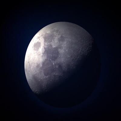 Полная июньская Луна взошла сегодня в небе