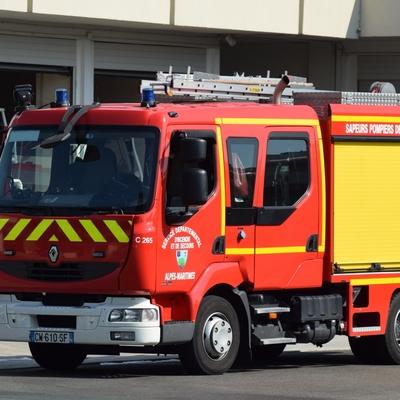 Вокзал во французском городе Лион эвакуируют из-за пожара поблизости