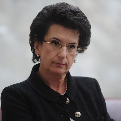 Бурджанадзе охарактеризовала действие грузинских властей
