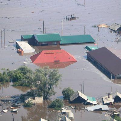 Иркутская область: более 4200 домов разрушено в результате паводка