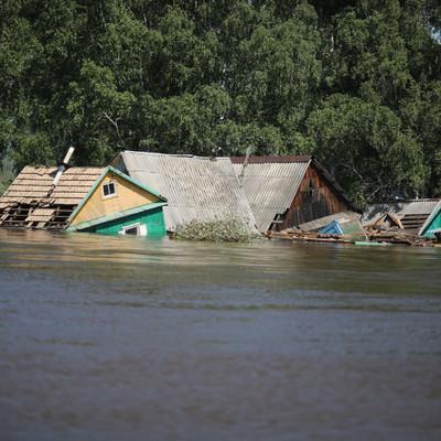 Число без вести пропавших в зоне наводнения в Иркутской области выросло до 8 человек