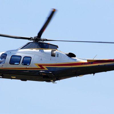 В результате крушения вертолета в Греции выживших нет