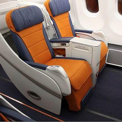 Пассажирка из Британии оценила бизнес-класс «Аэрофлота»