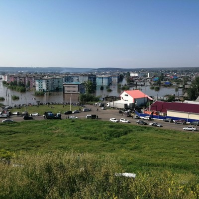 Путин потребовал не допускать сбоев с отоплением в пострадавших от паводков районах