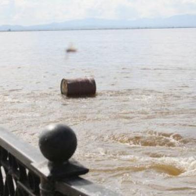 Подъем воды в Амуре подтопил дома в Николаевском районе Хабаровского края