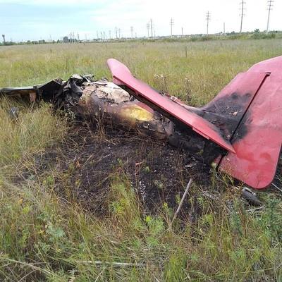 Пилот разбившегося самолета Як-55 перед падением выполнял фигуры высшего пилотажа