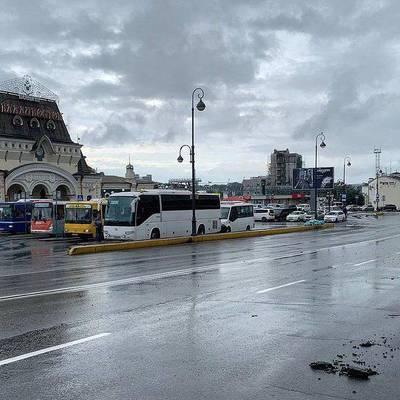 Новый тайфун «Линлин» может обрушить месячную норму осадков на Приморье