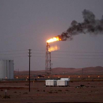 Саудовская Аравия намерена на треть восстановить добычу к сегодняшнему дню