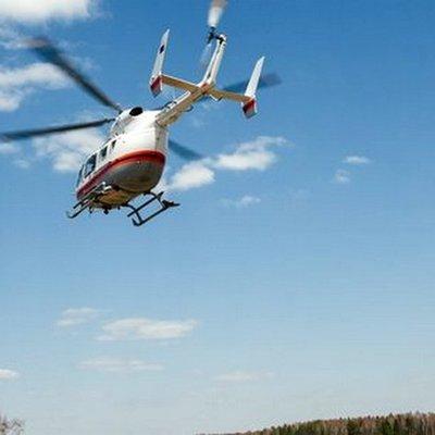 Поиски Eurocopter, пропавшего в Якутии, продолжатся утром