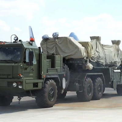 Завершился второй этап поставки зенитной ракетной системы С-400 в Турцию