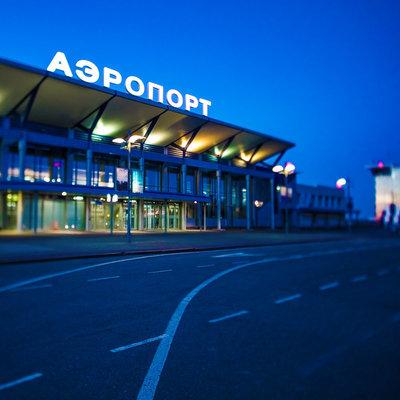 Прилет и вылет из Томска десяти самолетов задерживается