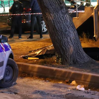 Суд Москвы заключил под стражу полицейского, который устроил стрельбу у метро