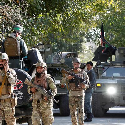 США начали постепенно сокращать свое военное присутствие в Афганистане