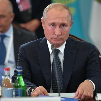 Путин поставил перед ФСБ задачу пресекать всякие призывы к агрессии
