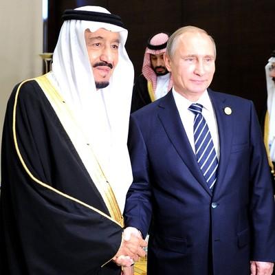 Путин и Сальман бен Абдель Азиз Аль Сауд 14 октября обсудят ситуация на рынке нефти