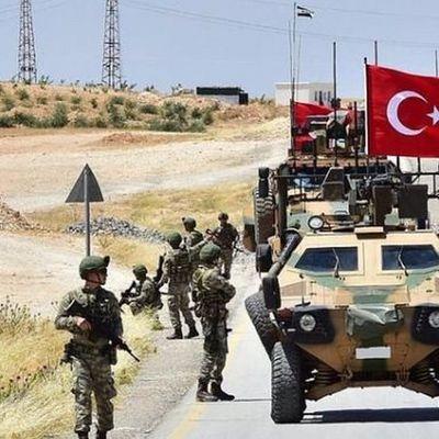 Турецкая трансграничная операция