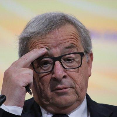 Уходящий глава Еврокомиссии Жан-Клод Юнкер прослезился на итоговой пресс-конференции саммита ЕС