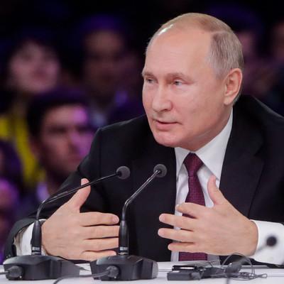 Путин считает необходимым создавать максимально комфортные условия для стартапов
