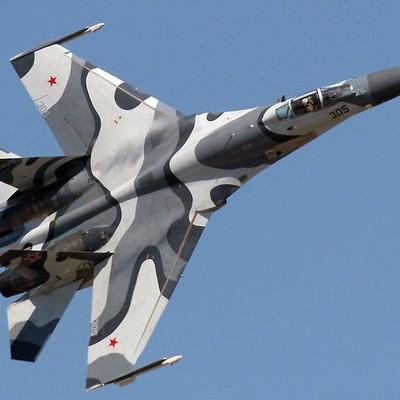 Четыре истребителя Су-35С пополнили авиапарк пилотажной группы