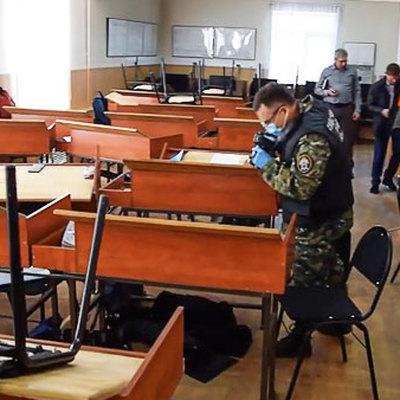 Охранявший колледж ЧОП, где студент устроил стрельбу, оштрафован на 100 тыс. руб