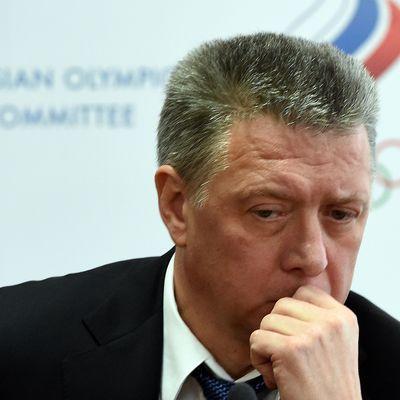 Глава Всероссийской федерации легкой атлетики временно отстранен из-за дела Лысенко