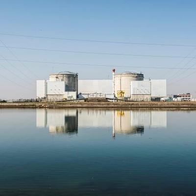 Энергоблок АЭС остановлен на юге Франции из-за утечки пара