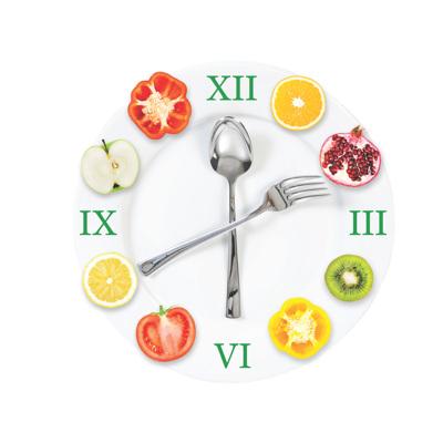 Режим питания с потреблением пищи в десятичасовой период позволяет похудеть