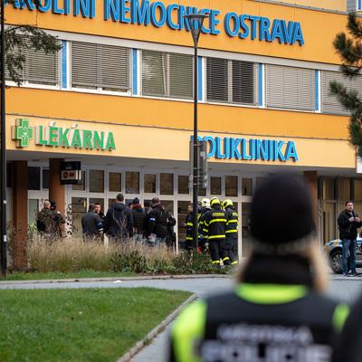 Двое из шести погибших в результате стрельбы в чешской Остраве были полицейскими